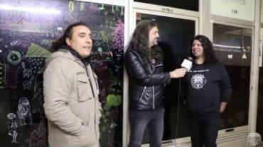 Attick Demons: Entrevista e Live