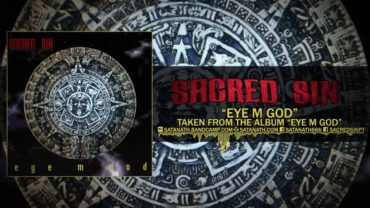 "Baú #2: Sacred Sin: ""Eye M God"""