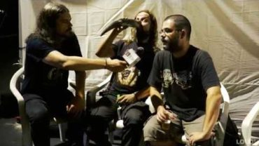 Gwydion: Entrevista e Live