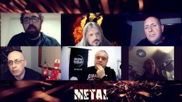 Eixo do Metal #34 c/ Max Tomé e Miguel Inglês